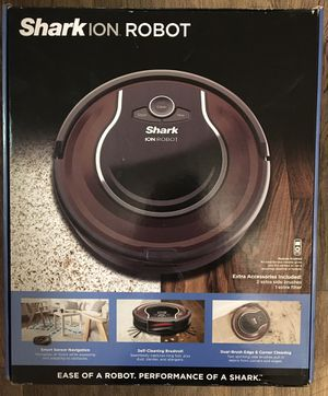 Shark ion Robot vacuum NEW for Sale in Dallas, TX
