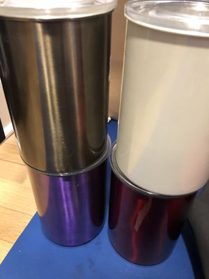 AirScape Vacuum Canisters Set of 7 for Sale in Washington, DC