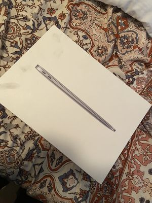 """Apple - MacBook Air 13.3"""" Laptop with Touch ID - Intel Core i3 - 8GB Memory - 256GB Solid State Drive (Latest Model) - Space Grey for Sale in Melrose, TN"""