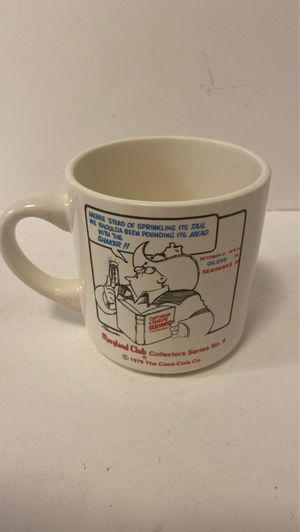 Houston Oilers #9 Collector's Mug for Sale in Spring, TX