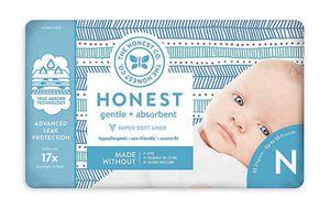 Honest Brand diapers - Newborn for Sale in Long Beach, CA