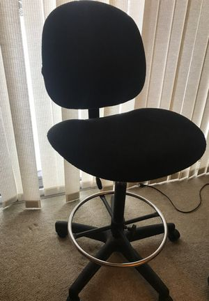 Office chair with adjustable seat for Sale in Essex, VT