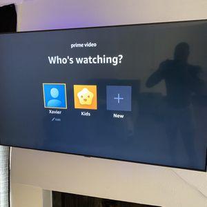 65 Inch Samsung Tv For Sale for Sale in Dallas, TX