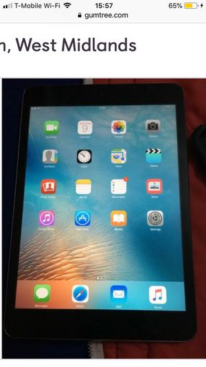 iPad 3rd Generation with WiFi and Keyboard Case for Sale in Long Beach, CA