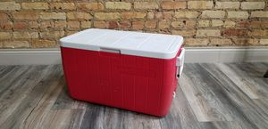 Coleman Cooler model #5248 for Sale in Chicago, IL
