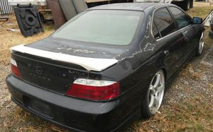 Acura TL Type S 3.2 TL S 2001 2002 2003 for parts parting out front seats back seat rims 20 door panel Dash airbags rear bumper taillights trunk door for Sale in Dallas, TX
