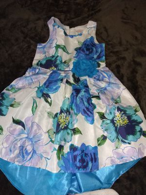 Gorgeous multi colored flower girl dress for Sale in DeBary, FL