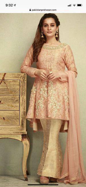 Phatyma khan Pakistani dress for Sale in Fort Belvoir, VA