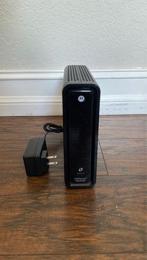 Motorola SURFboard SBG6580 Cable Modem WiFi for Sale in Winter Park, FL