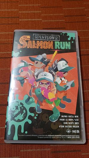 Splatoon2 for the Nintendo switch for Sale in San Diego, CA