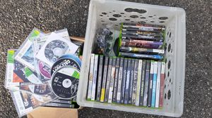 45 xbox and xbox 360 game bundle for Sale in Kent, WA