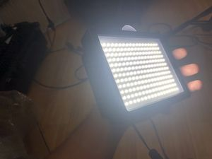 Led for dslr and video - dimmable : variable for Sale in Miami, FL