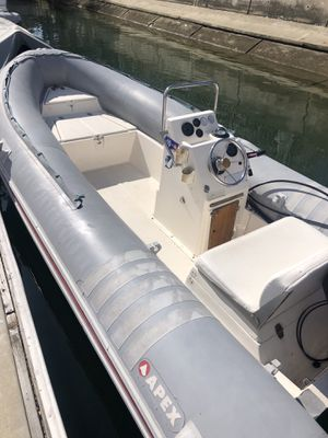 Apex 17 ft dingy / RIB for Sale in Downey, CA