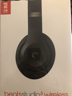 Brand new beats studio 3 wireless for Sale in Houston, TX