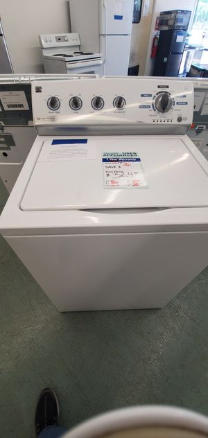 White Kenmore Washer for Sale in Littleton, CO