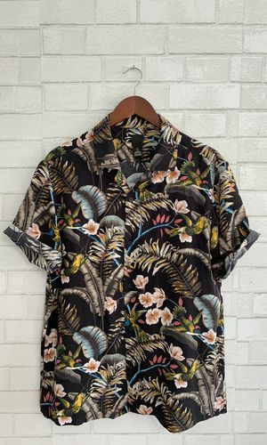 Hawaiian Floral Shirt Mens Size Large for Sale in Miami, FL