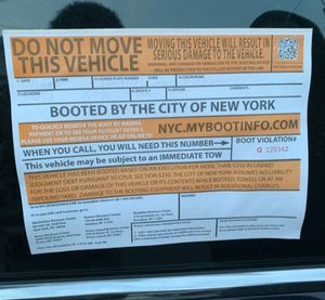 Got a boot or suspended license for Sale in Jersey City, NJ