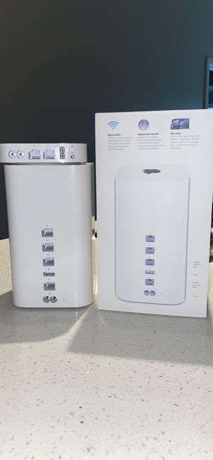 Apple AirPort Extreme with base station for Sale in Shakopee, MN