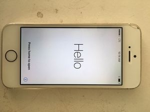 Iphone 5s 16gb - T-Mobile/Unlocked for Sale in Chapel Hill, NC