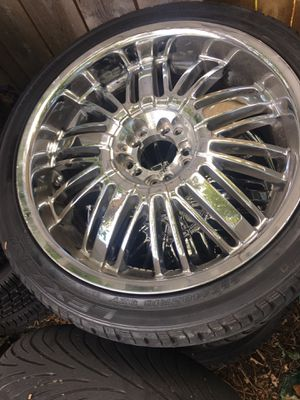 Use 18 rims for Sale in New Britain, CT