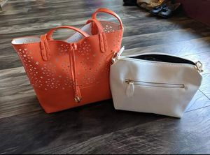 Imoshion Vegan Leather Tote Set for Sale in Clearwater, FL