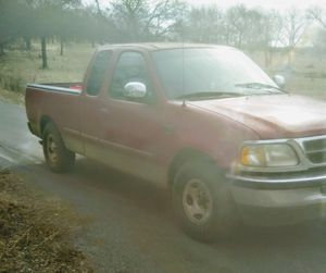 98 Ford F150 extended cab. for Sale in Pensacola, OK