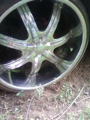 26 inch wheels and tires for Sale in Sioux Falls, SD