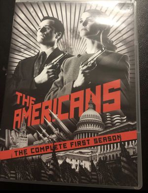 THE AMERICANS (season 1)-dvd-serie for Sale in Tamarac, FL