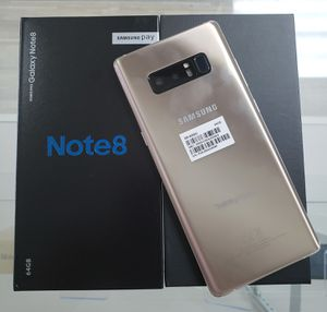 Samsung Galaxy Note 8 New for Sale in Hialeah, FL