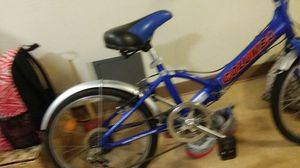 "Columba 26"" folding bike w. Shimano18speed blue(sp26s_blu for Sale in Portland, OR"