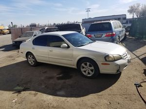 2000 nissan máxima for Sale in Turlock, CA