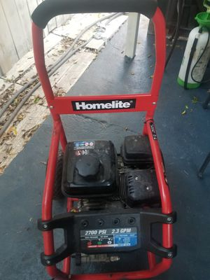 Home lite pressure washer for Sale in Miami, FL
