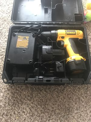 DeWalt power drill for Sale in Springfield, MO