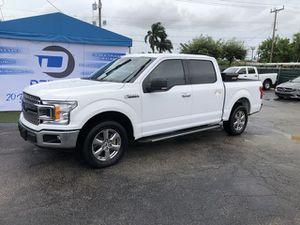 2018 Ford F150 SuperCrew Cab for Sale in Miami, FL