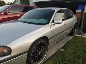 2003 Chevy Impala for Sale in Cypress Gardens, FL