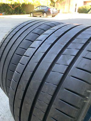 Michelin pilot super sport 275-30-20 for Sale in Fremont, CA