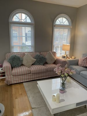 Living room sofas, comfortable for family living room! for Sale in Vienna, VA