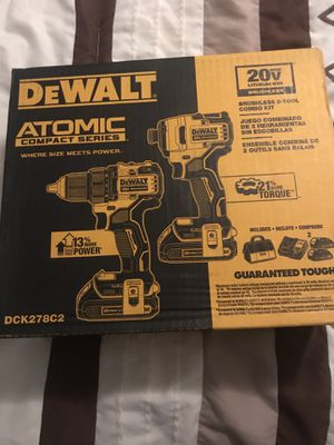 Dewalt combo kit for Sale in North Richland Hills, TX