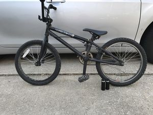 "BMX 18.5"" trick bike + foot pegs (hand brakes) for Sale in Laurel, MD"