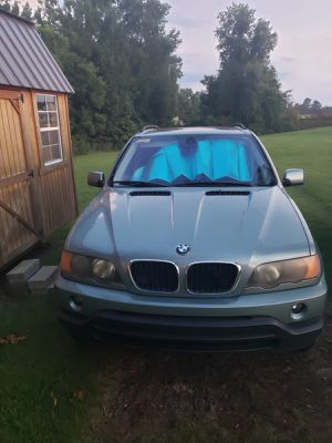 BMW X5 V6 2003 for Sale in Angier, NC