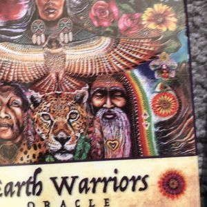 Earth Warriors Oracle: Rise of the Soul Tribe of Sacred Guardians and Inspired for Sale in Antioch, CA