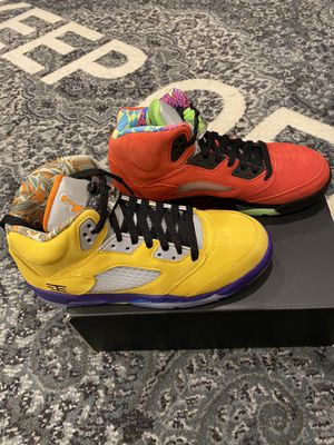 Nike Air Jordan 5 Retro Size 5.5Y GS - New for Sale in Los Angeles, CA