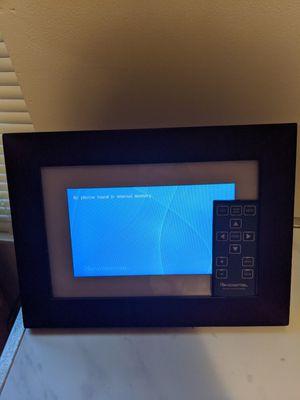 Brown Digital Photo Frame 6 inch Pandigital w remote for Sale in Loveland, OH
