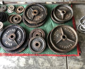 450 LB Olympic Weight Set for Sale in Joliet, IL