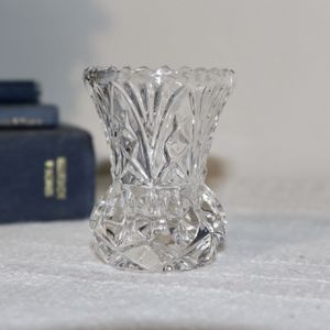 Petite lead crystal Bud/Propagation Vase for Sale in Monrovia, CA