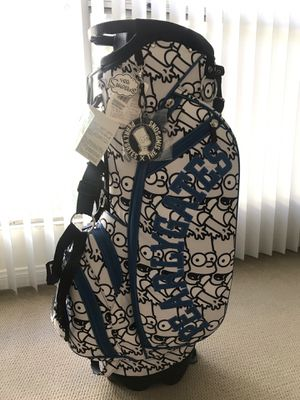 Simpson's golf bag - rare collector's edition for Sale in Santa Monica, CA