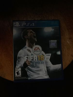 FIFA 18 Ps4 for Sale in Yonkers, NY