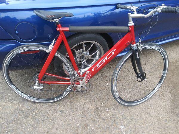 Gt road bike
