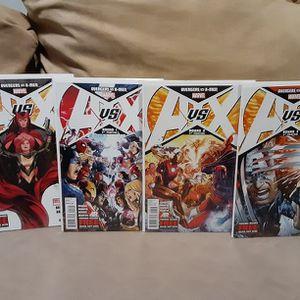 Avengers Vs X-men Comic Book Set for Sale in Carson, CA
