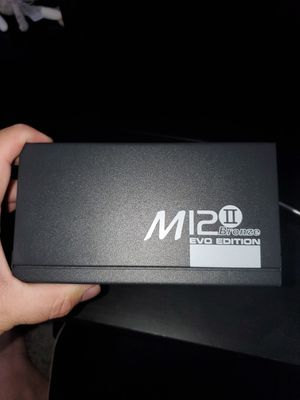 Seasonic M12ii 620w Bronze power supply full modular for Sale in Miami, FL